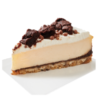 Tarta cookies cheesecake